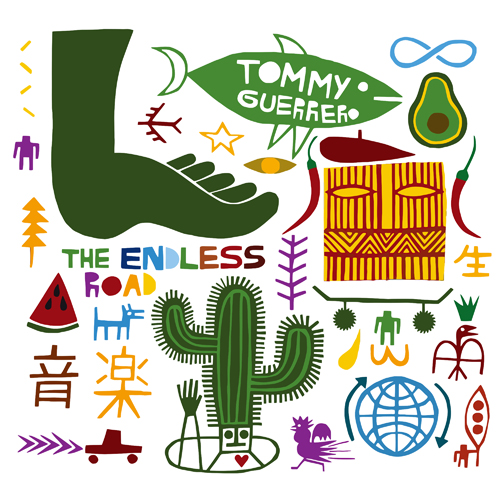 Tommy Guerrero「The Endless Road」